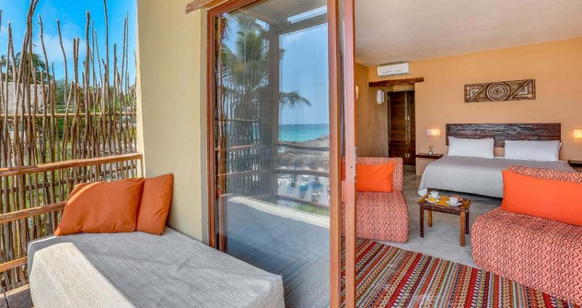 Ocean Front Ground Floor Suite 101 AMOR